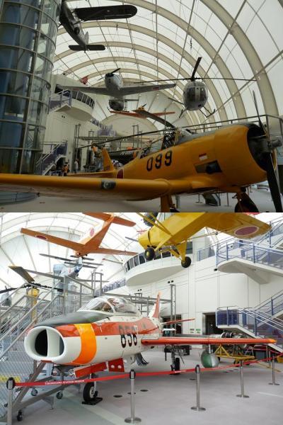 所沢航空発祥記念館で飛行機について学ぼう!(海外行かずに千葉、東京、埼玉3泊4日の旅⑦)