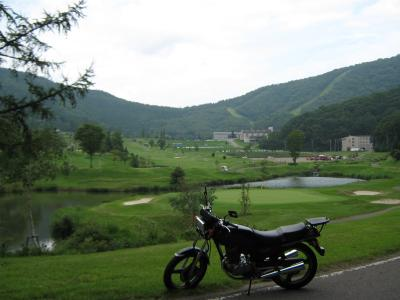 県境の高原