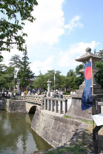 東北6県縦断ツアー:①山形県・上杉神社ほか