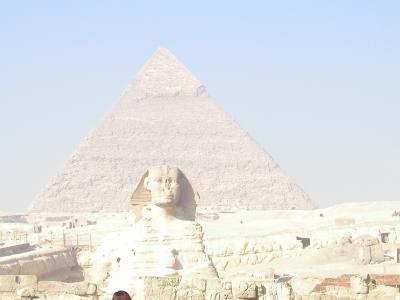 2003年エジプト・トルコ旅行~エジプト編~