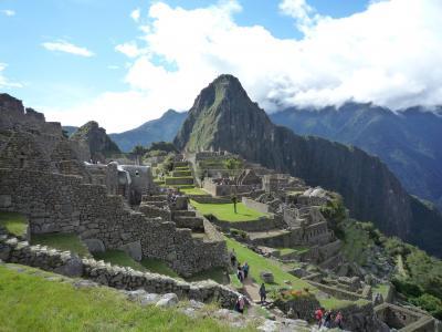 ペルー&ボリビア 13日間の旅② ~マチュピチュ~