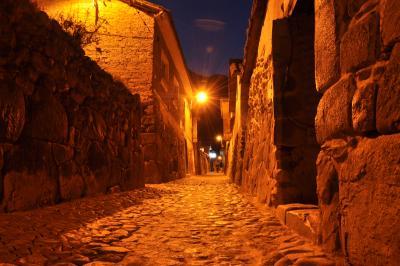2009年春 ペルー&ボリビア Vol.3:インカ時代の町並みがそっくり残るオリャンタイタンボ、マチュピチュより趣があるぜ