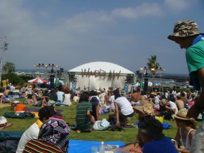 レゲエの夏・日本の夏