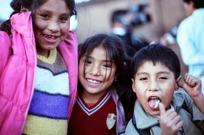 2009年春 ペルー&ボリビア Vol.4: インカの石積みにしばし見とれる
