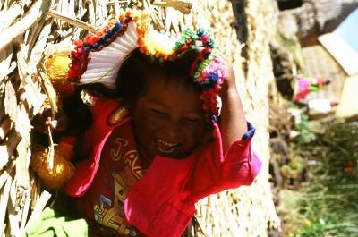 2009年春 ペルー&ボリビア Vol.5: 青と青のはざまでスピッツを歌う