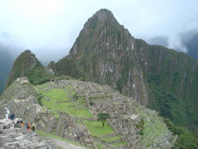 イグアスとインカ帝国へ5(マチュピチュ)