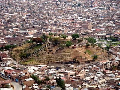 南米~ペルー・カハマルカ