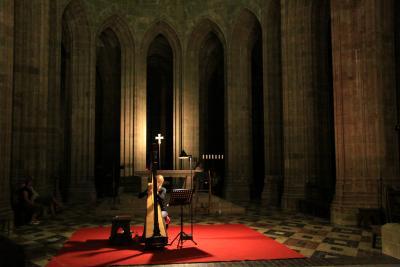 2009夏の旅 「フランス2」 モンサンミシェル-真夏の夜の音楽会-