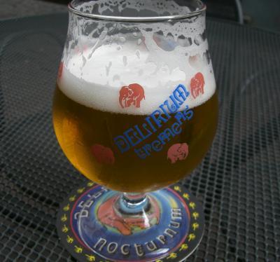 ベルギービール巡り その1 (アントウェルペン)