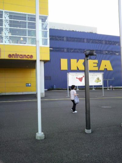 北欧家具に会いに行こう!IKEA船橋