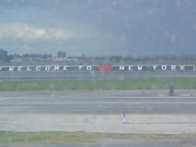 ニューヨークへのたび
