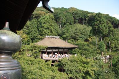 憧れの京都へ ~清水寺へ~
