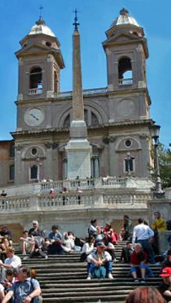 南欧5ヶ国ドライブ旅行イタリア編 ローマ
