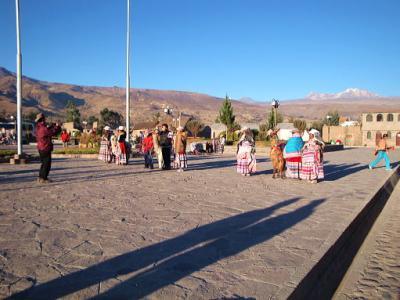 南米~ペルー・アレキパ