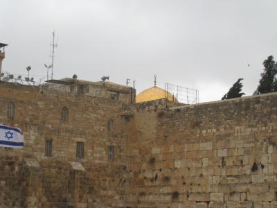 イスラエルへの夢の一人旅