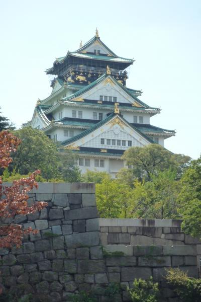 大阪城 水都大阪2009 フローティング・ダッグ ぶらり散歩