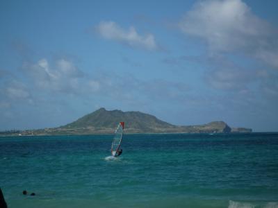 ハワイ大好き・2009ホノルル・3回目で初の定番ハワイ・2日目