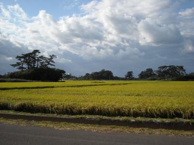 奥の細道ホッピング:象潟・蚶満珠禅寺
