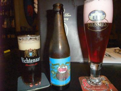 デリリウムカフェ レゼルブ 2009夏 ベルギービールと再会して乾杯!