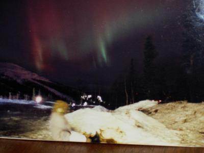 スェーデン(1) オーロラ見物の思い出と感想