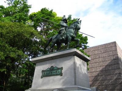 高知城と桂浜