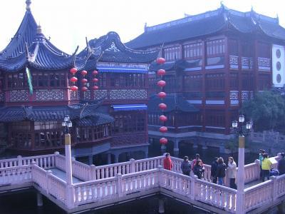 思いがけない事が連続の上海~さすが中国
