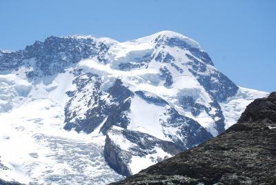 アルプスの山々についての印象Part3その⑤ブライトホルン