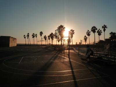AmTRAK(13)~旅の最終地点 L.A~