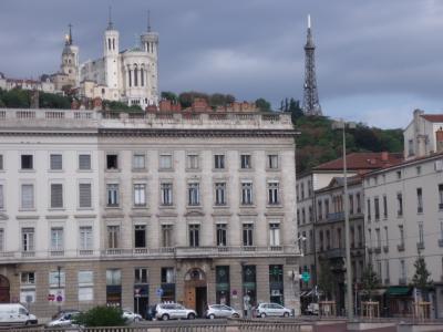 2009 Franceの旅(8)ローヌ・アルプ リヨン