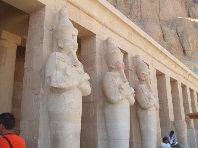 エジプト旅行①・・・ルクソール