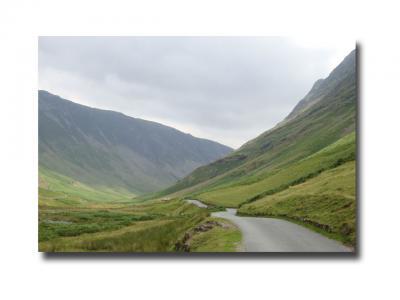 イギリス・湖水地方 レンタカーの旅 2008年