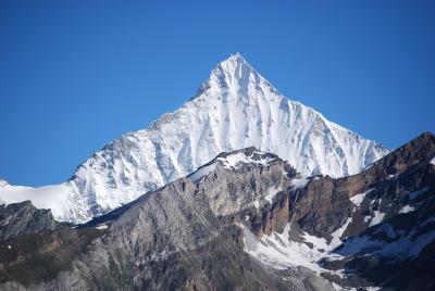 アルプスの山々についての印象Part3その⑨ヴァイスホルン