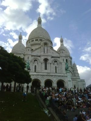 Paris 意外な穴場、モンマルトル