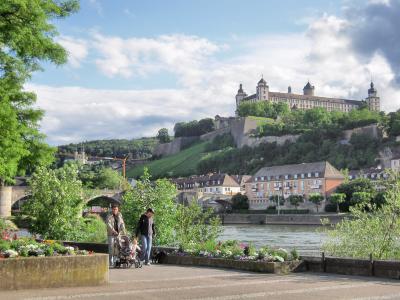 ライン・モーゼル・ネッカー、川沿いの古城と田舎をドライブ旅【12】ヴィルツブルク