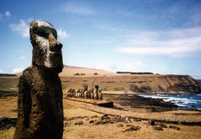 チリ(イースター島)