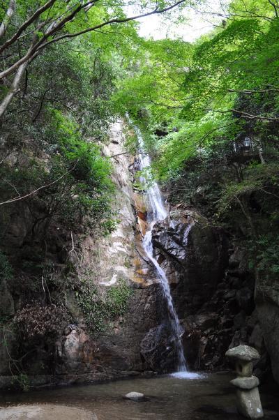 大阪・和歌山・札幌出張旅行4-奇絶峡,田辺より関空へ