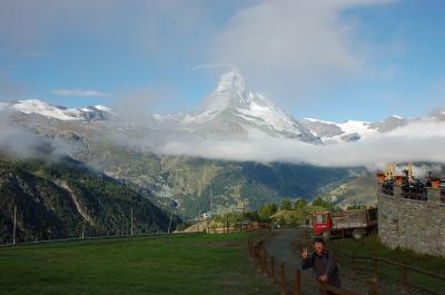 Switzerland【3】 マッターホルン@ツェルマット