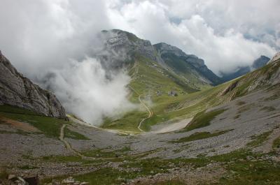 Switzerland【7】 ピラトゥス山