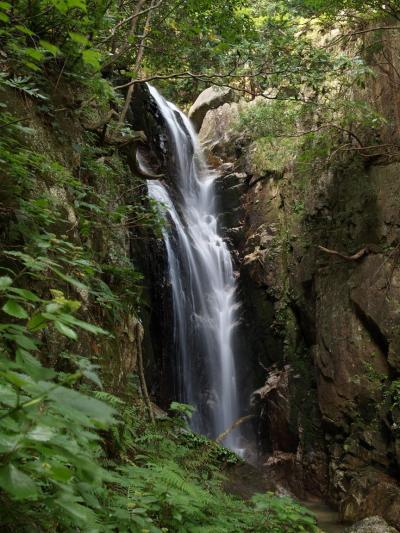 滝メグラーが行く62 八ツ淵の滝・日本の滝百選 滋賀県高島市
