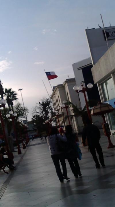 チリ・ アリカ