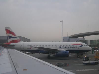 1ヶ月ヨーロッパ旅行(12日目) イギリス→ドイツへ移動
