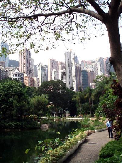 09年9月・思いつきの香港一人旅(2)