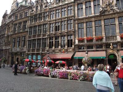 ベルギー一人旅
