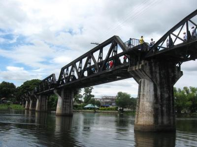 タイ カンチャナブリ クワイ川