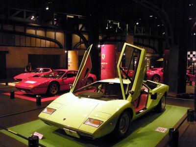 ヒストリーガレージ 『スーパーカー展』 其の1