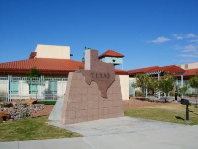 Texas (2006年春の旅行記)