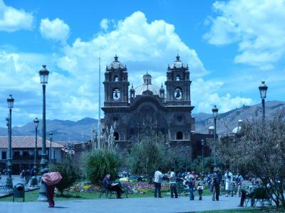 インカの歴史に誘われて Travel of Peru@2nd day