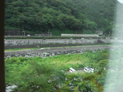 車で箱根湯本温泉へ(^O^♪  ~1日目 箱根富士屋ホテル・ホタルの里~