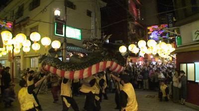 長崎の『中秋節』と『くんち』