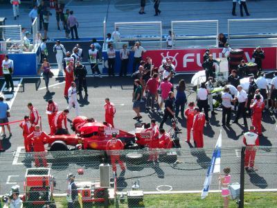 2009F1日本グランプリ ①/③